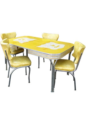 retro kitchen tables on pinterest table and chairs dining sets and