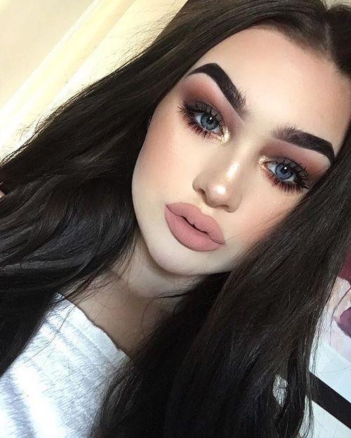grafika makeup, girls, and megfeather