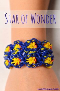 how to make an infinity bracelet with fun loom