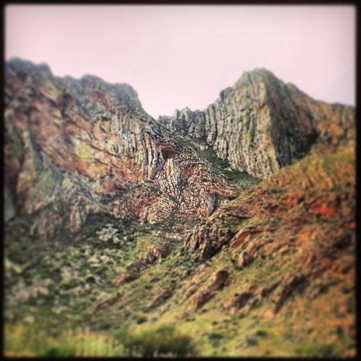 Montagu Mountains, South Africa