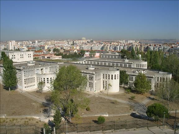 Sítio da Câmara Municipal de Lisboa: equipamento
