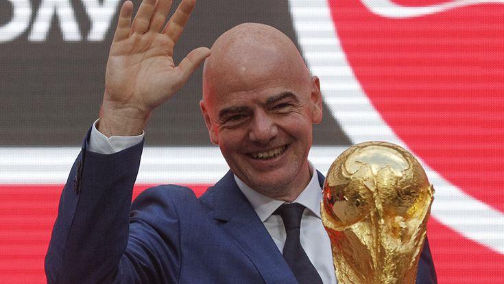 """""""Una de las páginas más bellas del fútbol"""": La FIFA 'clasifica' a ... - RT en Español - Noticias internacionales"""