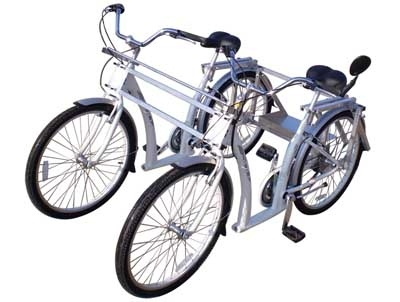 Sun Bicycles Ez Quadri Bike Kit 899 98 Pedicabs And Rickshaws
