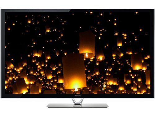 Panasonic TC-P60VT60 60-Inch 1080p 600Hz 3D Smart Plasma HDTV (Includes 2 Pairs of 3D Active Glasses and Built-in Camera) Panasonic,http://www.amazon.com/dp/B00BC4SKSW/ref=cm_sw_r_pi_dp_3iVVsb09WKDR667Y