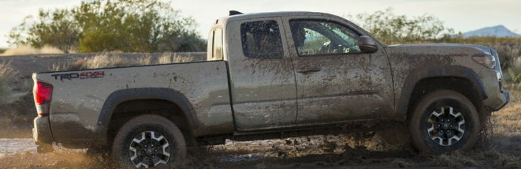 Time for a new Toyota Tacoma