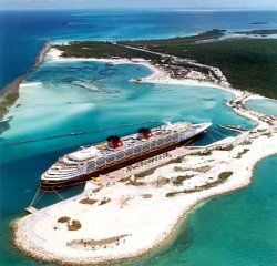 Castaway Cay. Disney Cruise Lines private island. If its Disney, you know its done right!