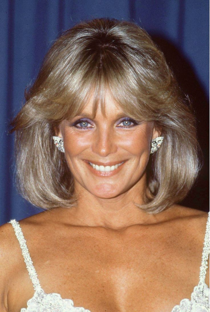 Dynasty star - Linda Evans loved that show!