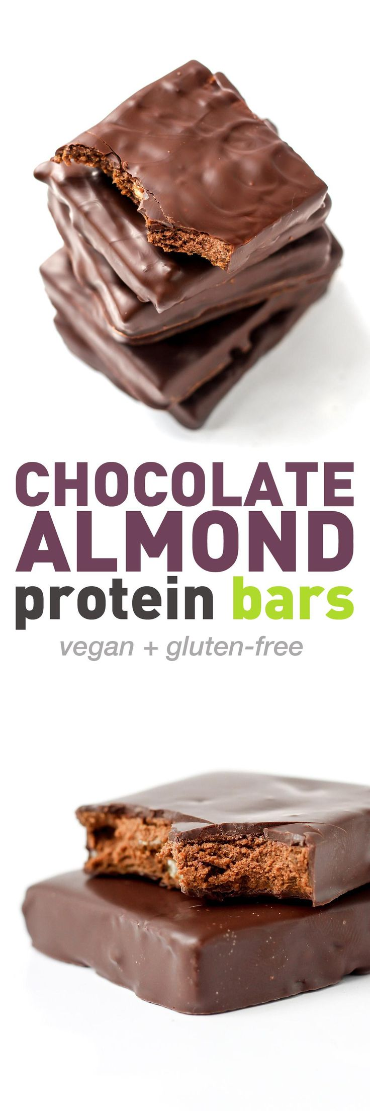(or use as a template for other flavors): protein powder, date syrup, almond butter, vanilla extract, chocolate chips, almonds, brown rice crisps