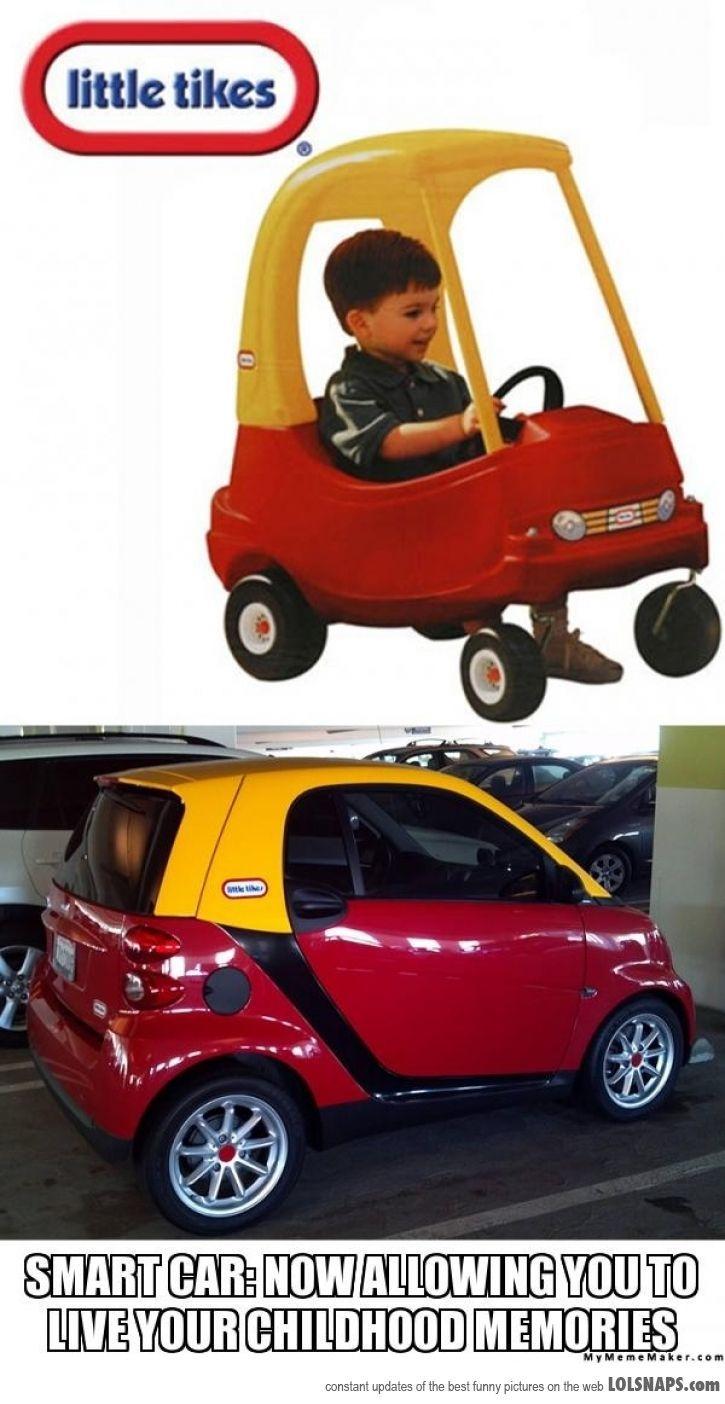 Ok, I want a Smart Car now!!