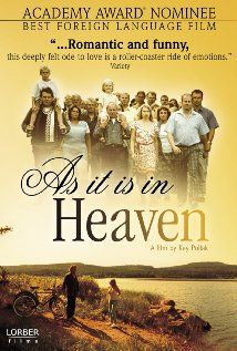 Så som i himmelen (2004)     Een ontroerend mooie film over de stem die diep in je ligt en muziek die harten kan raken.