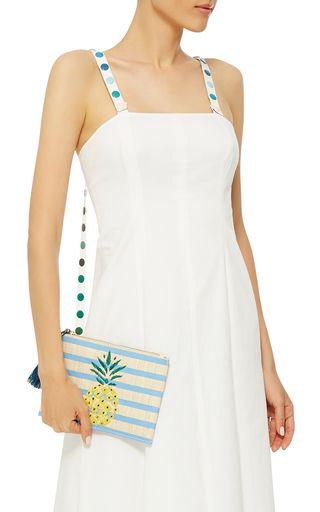 Pineapple pouch by KAYU | Moda Operandi