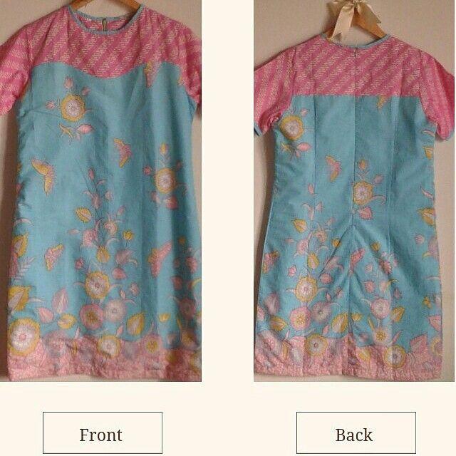 Shop beautiful Batik Dress at instagram : btari_butik or FB : B'tari butik