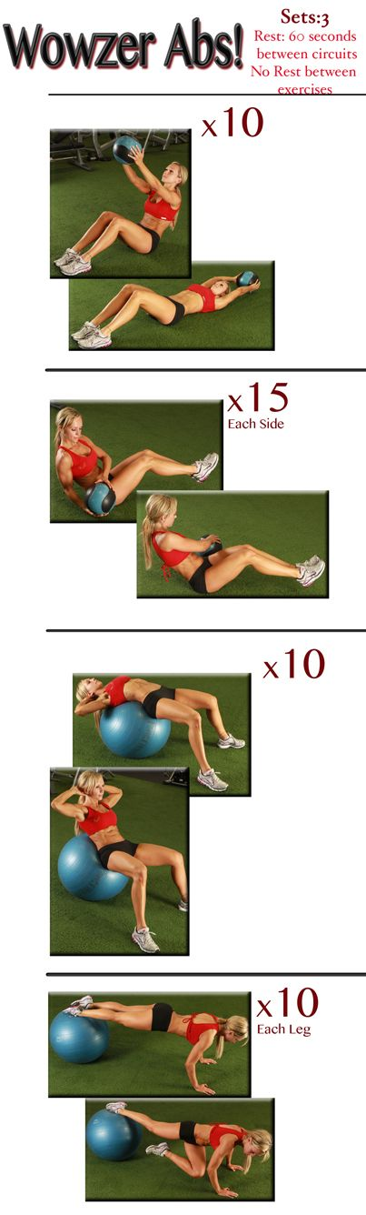 WOWZER ABS!! Feel the burn with this workout. Want more workouts >> www.flaviliciousfitness.com