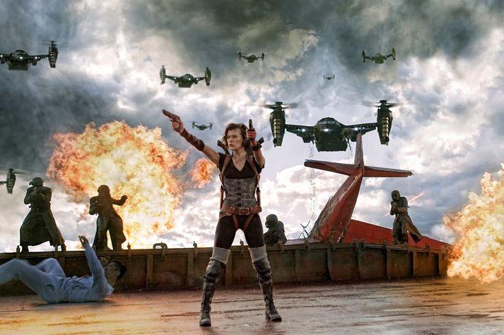 Resident Evil Retribution foto01