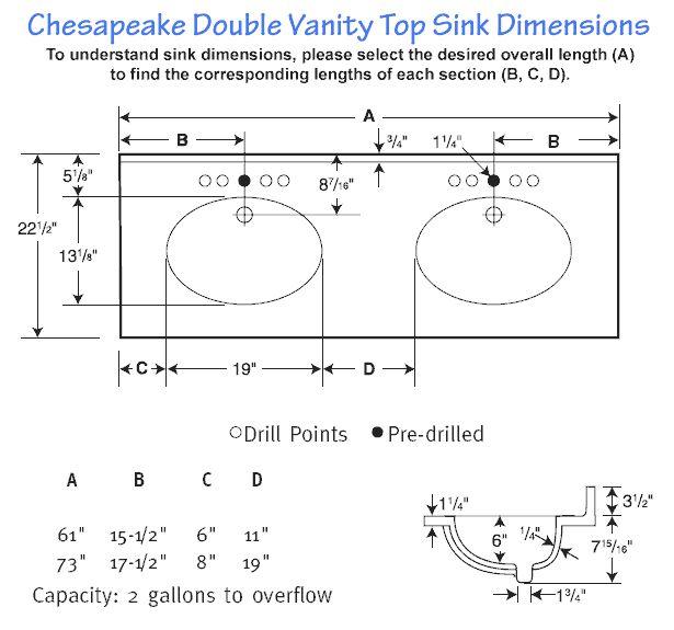 Double Bathroom Vanity Measurements 11 best ada images on pinterest | ada bathroom, bathroom stall and