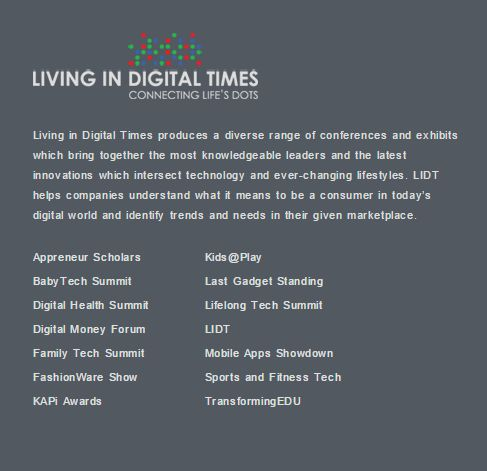 Living in Digital Times , All Categories