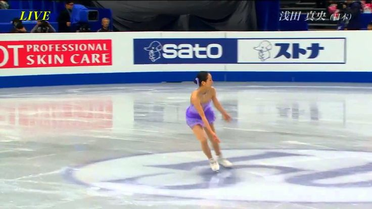 Magnificent Performance by Mao ASADA - 2014 World Championships SP