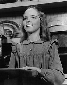1974 Melissa Sue Anderson Little House on the Prairie.Though born in the US she has lived in Montreal since 2002. And has since become a Canadian.