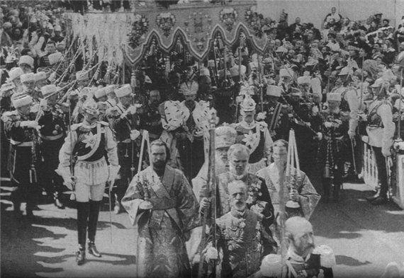 Elizabeth Romanov | Os Romanov: Félix Yussupov Sobre a Coroação do czar Nicolau II em ...