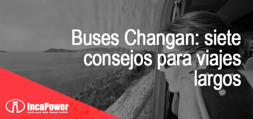 Incapower | Consejos para viajes largos con buses Changan | Realizar un viaje por carretera con familiares o amigos es una excelente alternativa para relajarse y olvidar los problemas.