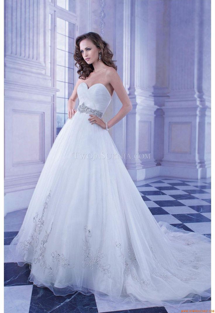 Robe de mariée Demetrios Gr246 Sensualle