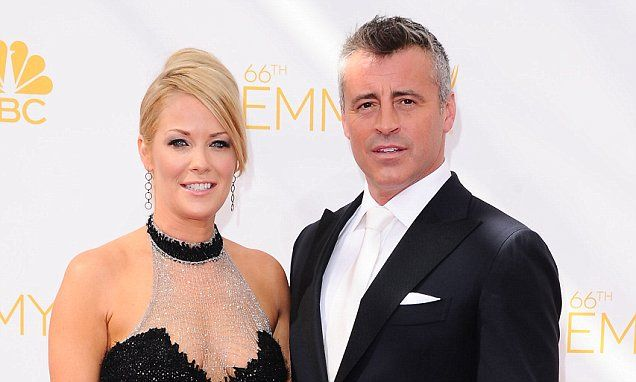 Matt LeBlanc and longtime girlfriend Andrea Anders split after 8 years