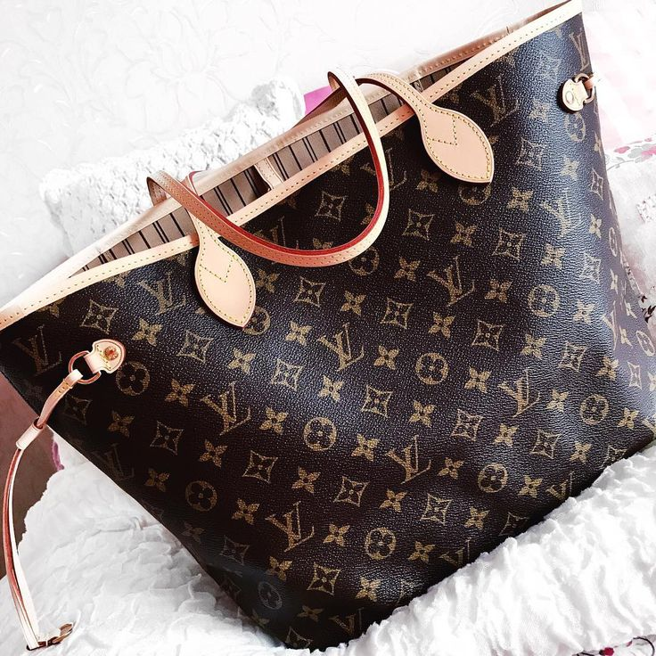 LV Neverfull MM Damier Ebene Canvas in WOMEN's HANDBAGS collections by #Louis #Vuitton