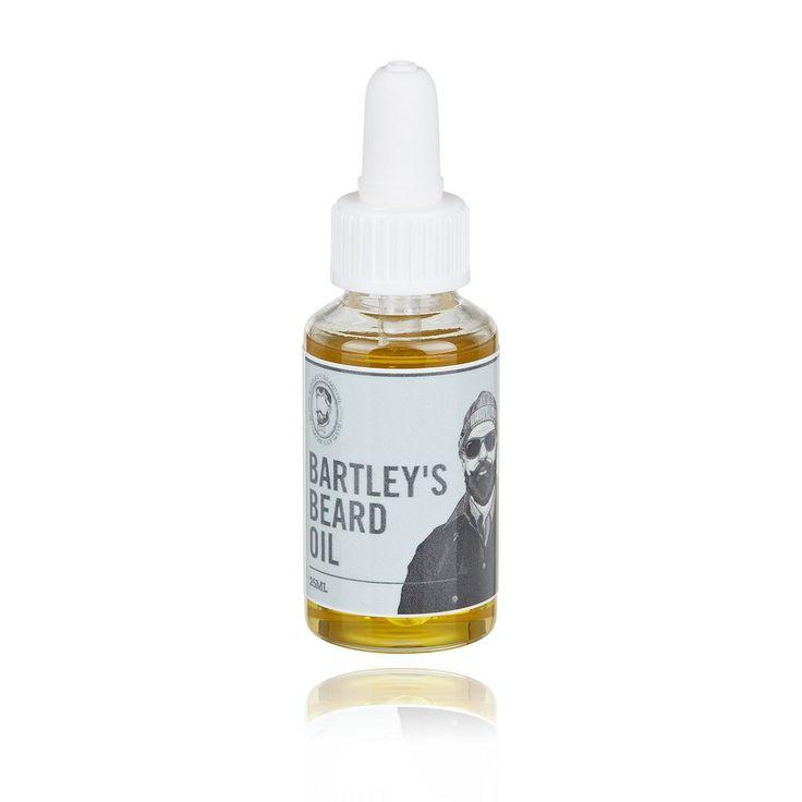 Bartley's Premium Bartöl