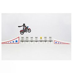 Vader Knievel, The Secret Life of Toys, by Marcos Minuchin