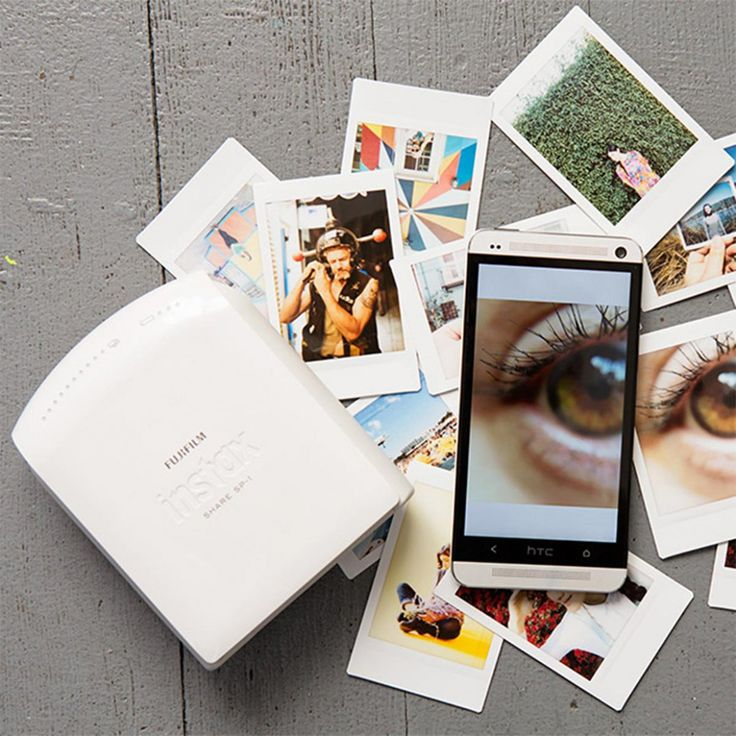 Fujifilm Instax Mini Stampante Fotografica Per Smartphone