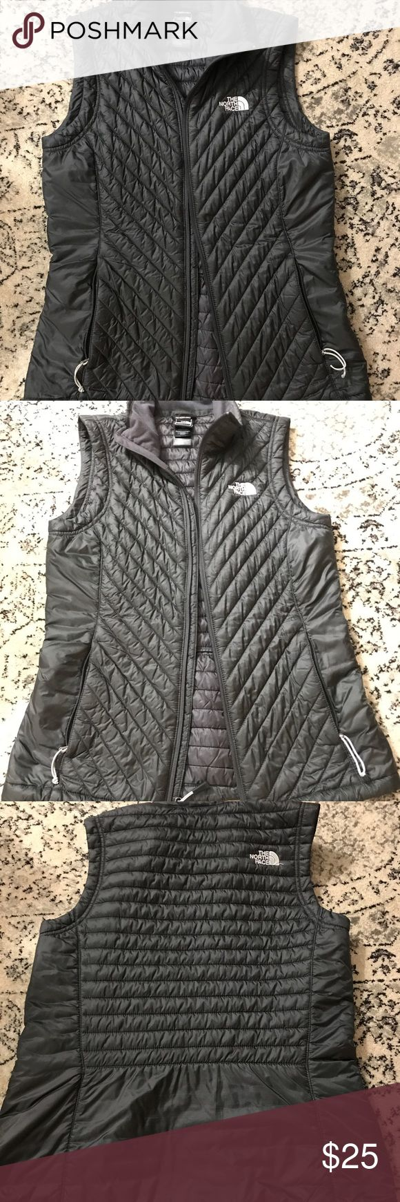 The North Face Vest Black Puffer Vest The North Face Jackets & Coats Vests