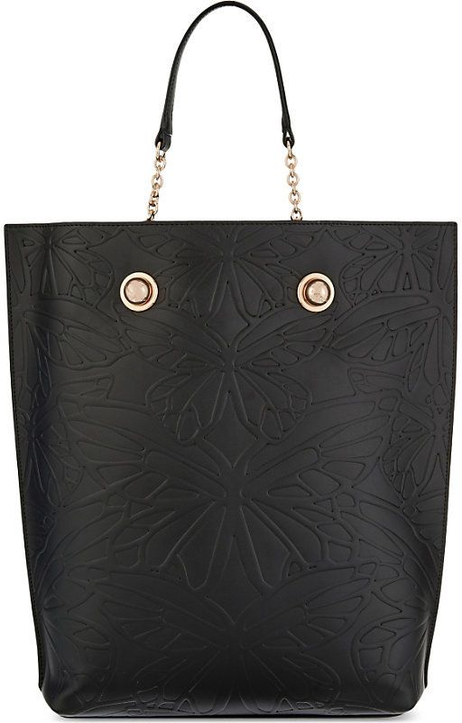 Sophia Webster Izzy Butterfly Leather Tote