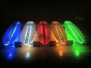 Light up longboards. Sweet!