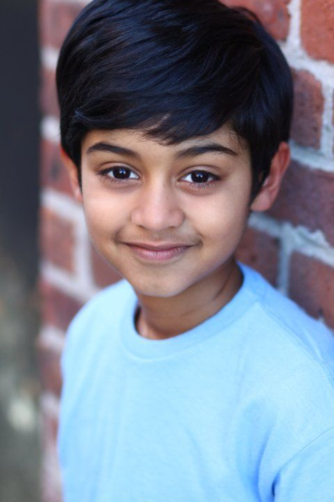 Rohan Chand. Too precious for words. Adorable child!!!