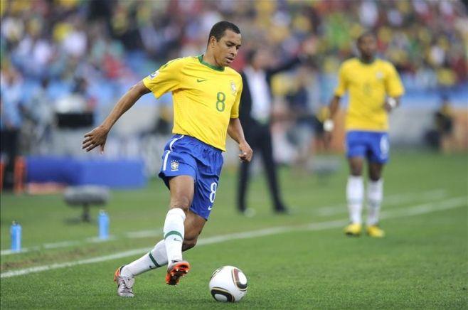 Gilberto Silva Panathinaikos 13