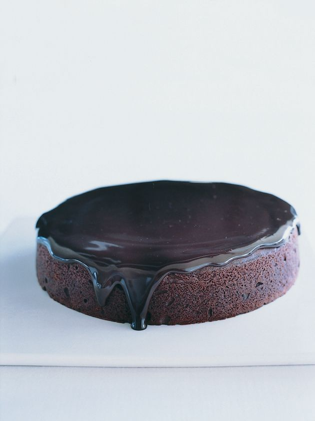 easy chocolate cake from donna hay