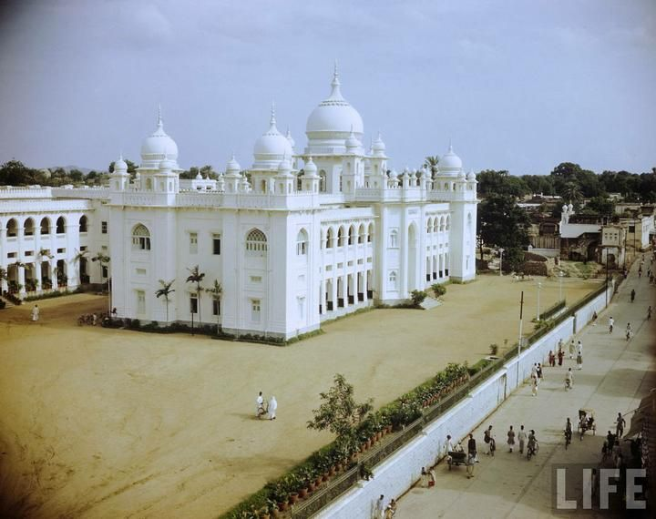 HYDERABAD Once upon a time !: Palace of the Hyderabad Royal Family