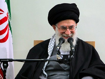 Ayatollah Khamenei praises Obama.  Ayatollah Khamenei, the highest authority figure within the Islamic Republic of Iran, is publically applauding US President Barack Obama over the American commander-in-chief's insistence in postponing any military pressure overseas. Although Israel and America have both expressed concern over the possibility of a nuclear warhead procurement program in Iran, President Obama has insisted on relying on diplomatic sanctions to squash any WMD projects.