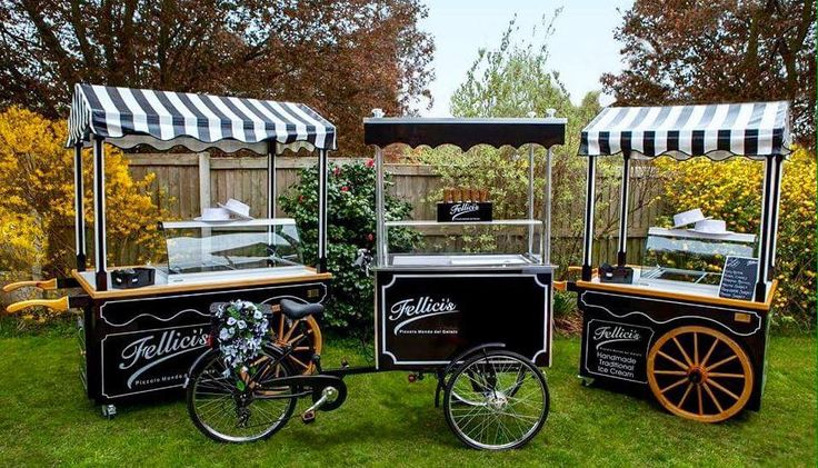 Book your Ice Cream Cart at our Wedding Fayre for A Complimentary box of Personalised Wafers