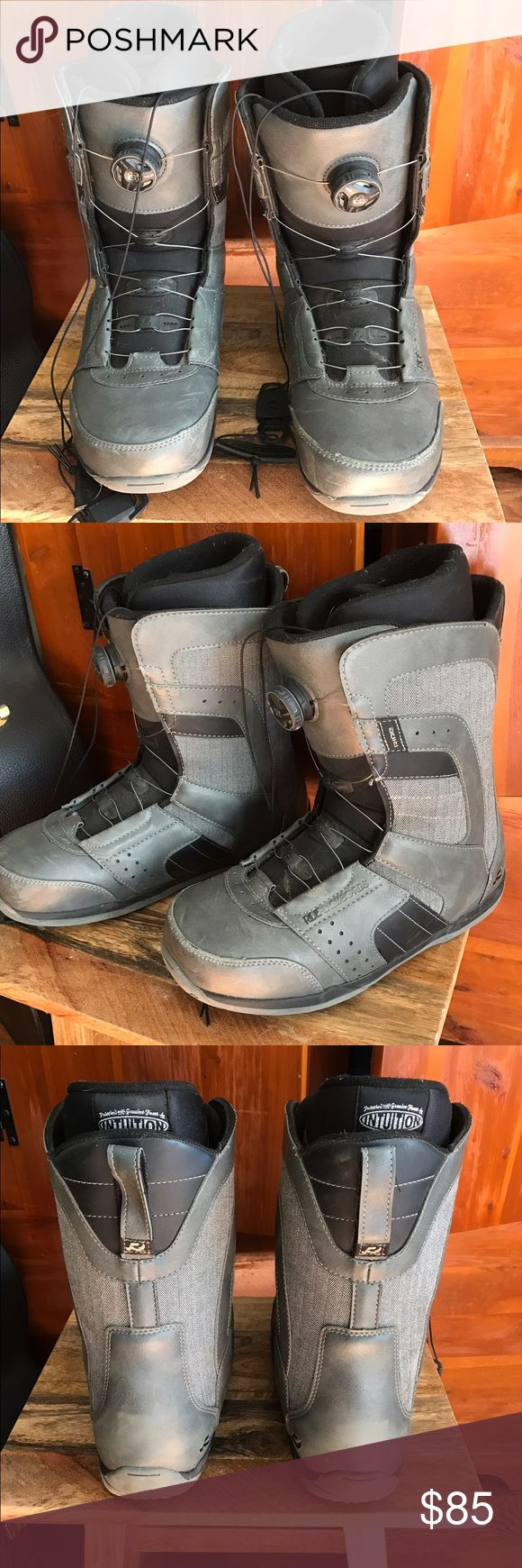 Anthem snowboard boots Anthem snowboard boots in great condition. Men's size 12. anthem Other