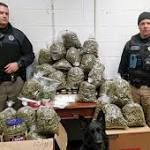 Merry Kushmas: Elderly couple caught with 27kg of Christmas cannabis