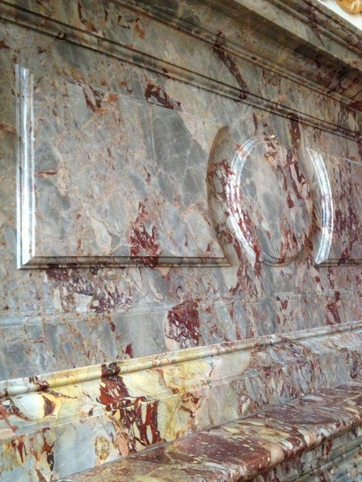 Marble at the Versailles Palace