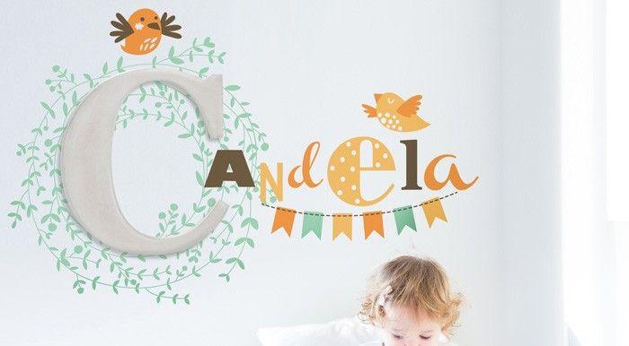 Comprar vinilos decorativos infantiles en la red | Decoración ...