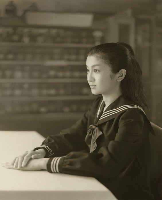 """A study of the """"Colette in Profile"""" 2009 : Hisaji Hara"""