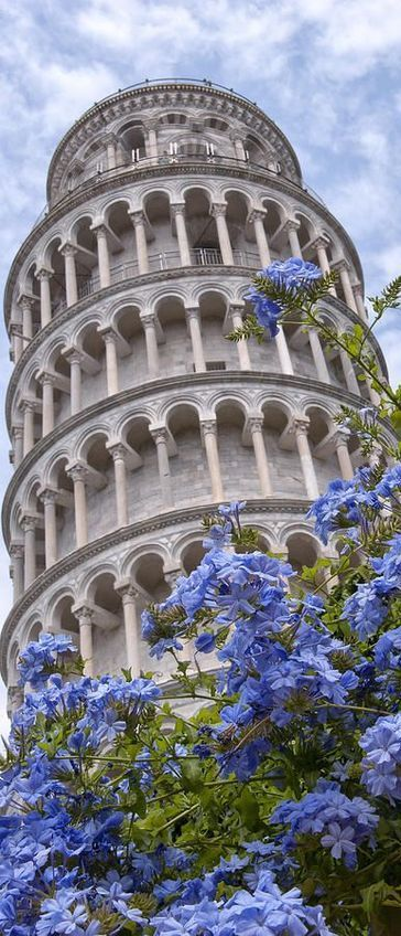 Italy Travel Inspiration - Tower of Pisa, Italy