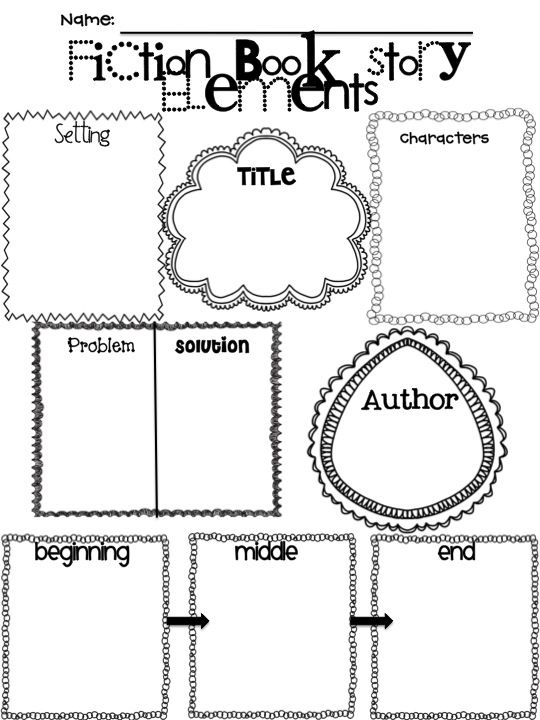45 best Reading-Story Elements images on Pinterest