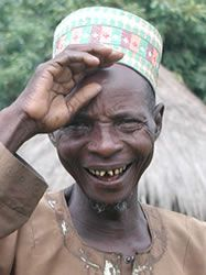 Unreached People Group: Fulani, Toroobe in Nigeria. Joshua Project.