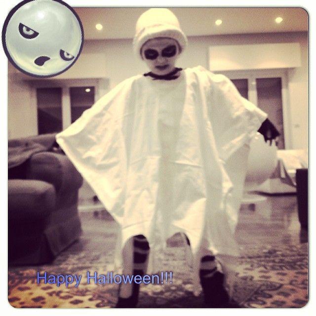 happy hallowen #halloween #phantom #diy #child #kid #doitiyourself