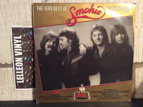 The Very Best Of Smokie LP Album Vinyl Record SRAK540 A1/B2 Rock 70's Music:Records:Albums/ LPs:Rock:Progressive
