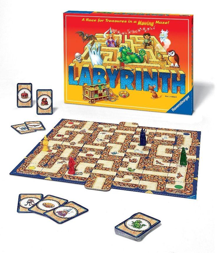 Ravensburger - Labyrinth Board Game - Ravensburger - Brands
